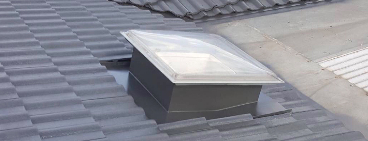 Roof Restoration | Gold Coast | Whirlybirds & Skylights