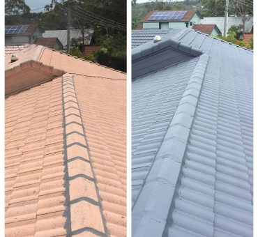 Complete Roof Restoration