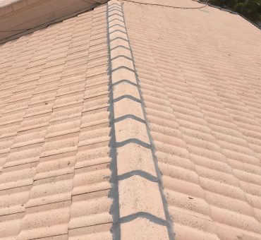 Roof Re-pointing